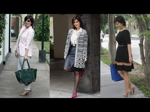 COMO VESTIR A LOS 50 / ROPA DE MODA PARA SEÑORAS DE 50 AÑOS / Fashion Love