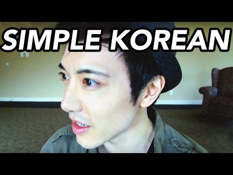 How To Say IT'S OK in Simple Korean 괜찮아