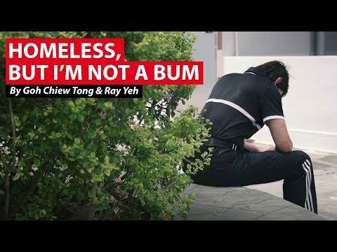 Homeless, But I'm Not A Bum | CNA Insider Mp3