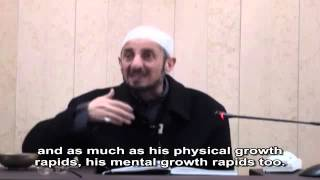 7- Ghusl (Full Bath) | Al-Shafi