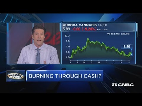Aurora Cannabis chairman responds to earnings report