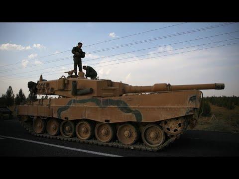الرئيس التركي يعتبر واشنطن مسؤولة عن انسحاب الأكراد من -المنطقة الآمنة- شمال سوريا  - نشر قبل 3 ساعة