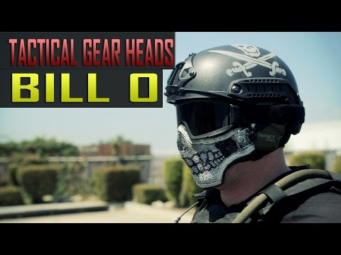 Fully Loaded Tactical Gear Heads - Bill O. - Airsoft GI