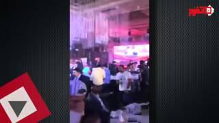 مجدي عبد الغني يصرخ بحفل المحترفين: اللى مالوش كرسي يمشي «اتفرج»