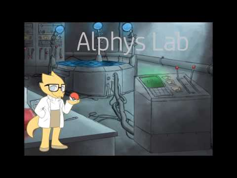 [trainertale] Alphys Lab (undertale AU)