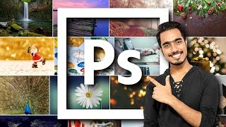 A Secret way to get FREE Stock Images inside of Photoshop! All of the images are totally free and very high quality. You can use
