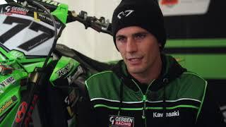 Team Report - Gebben Van Venrooy Kawasaki Racing -  MXGP 2018