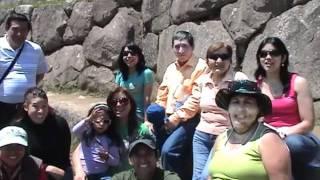 Trailer Sigo o Roteiro em Machu Picchu.