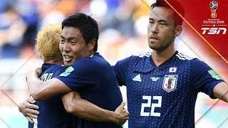 Japan Makes History Become First Asian Nation To Beat South American Nation At The World Cup