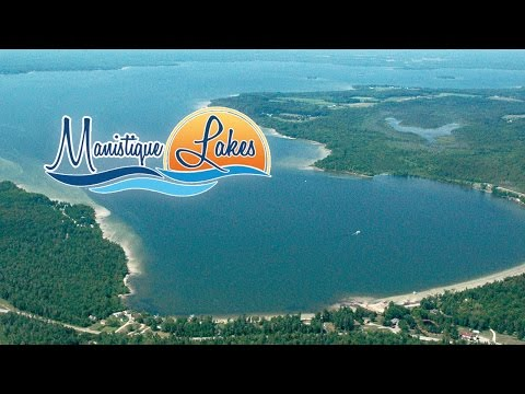 Curtis, MI and the Manistique Lakes Welcomes You to Our Water Wonderland