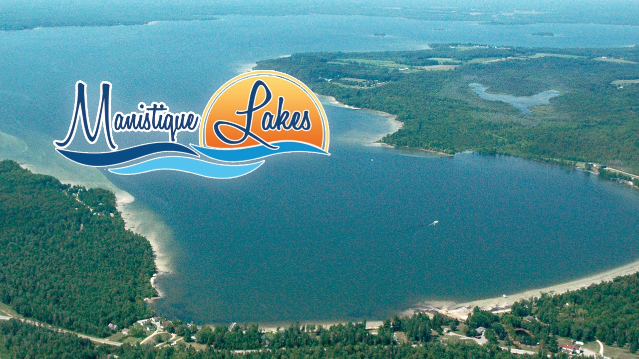 Curtis, MI & The Manistique Lakes - Upper Peninsula Vacation