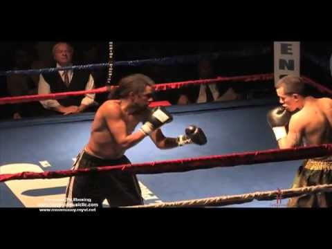 Fireproof TV Boxing Justin Lopez