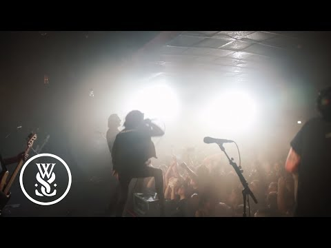 While She Sleeps - Silence Speaks (ft. Oli Sykes) Live