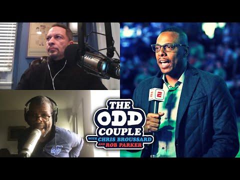 Chris Broussard & Rob Parker - ESPN Fires Paul Pierce Days After Controversial Instagram Live - Видео онлайн