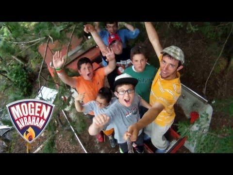 Camp Mogen Av - Senior Division Music Video '13 - Yesh Tikvah