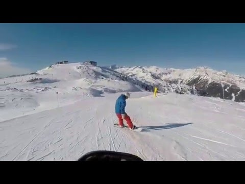 Snowboard madonna di campiglio
