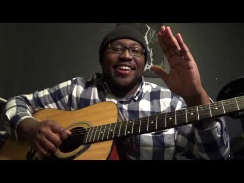 How To Play Alpha And Omega By Israel And New Breed On Guitar
