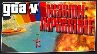 MISSION IMPOSSIBLE | GTA 5 Online