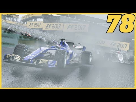 IS THIS THE RACE? |19/20| F1 2017 Sauber Career Mode S4. Episode 78