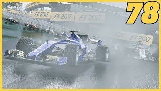 IS THIS THE RACE?  19/20  F1 2017 Sauber Career Mode S4. Episode 78