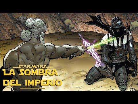 ¿Por Qué Vader Casi Muere A Manos De Un Maestro Jedi Tras La Venganza De Los Sith?