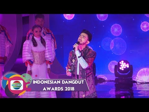 Reza - Air Mata Perkawinan | Indonesian Dangdut Awards 2018