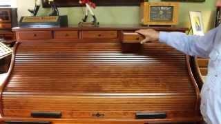 Handmade Roll Top Desks