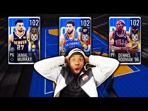 The Grind for 102 Murray is Almost Over!!! NBA Live Mobile Chill Stream