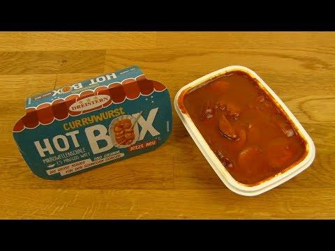 Dreistern - Currywurst Hot Box
