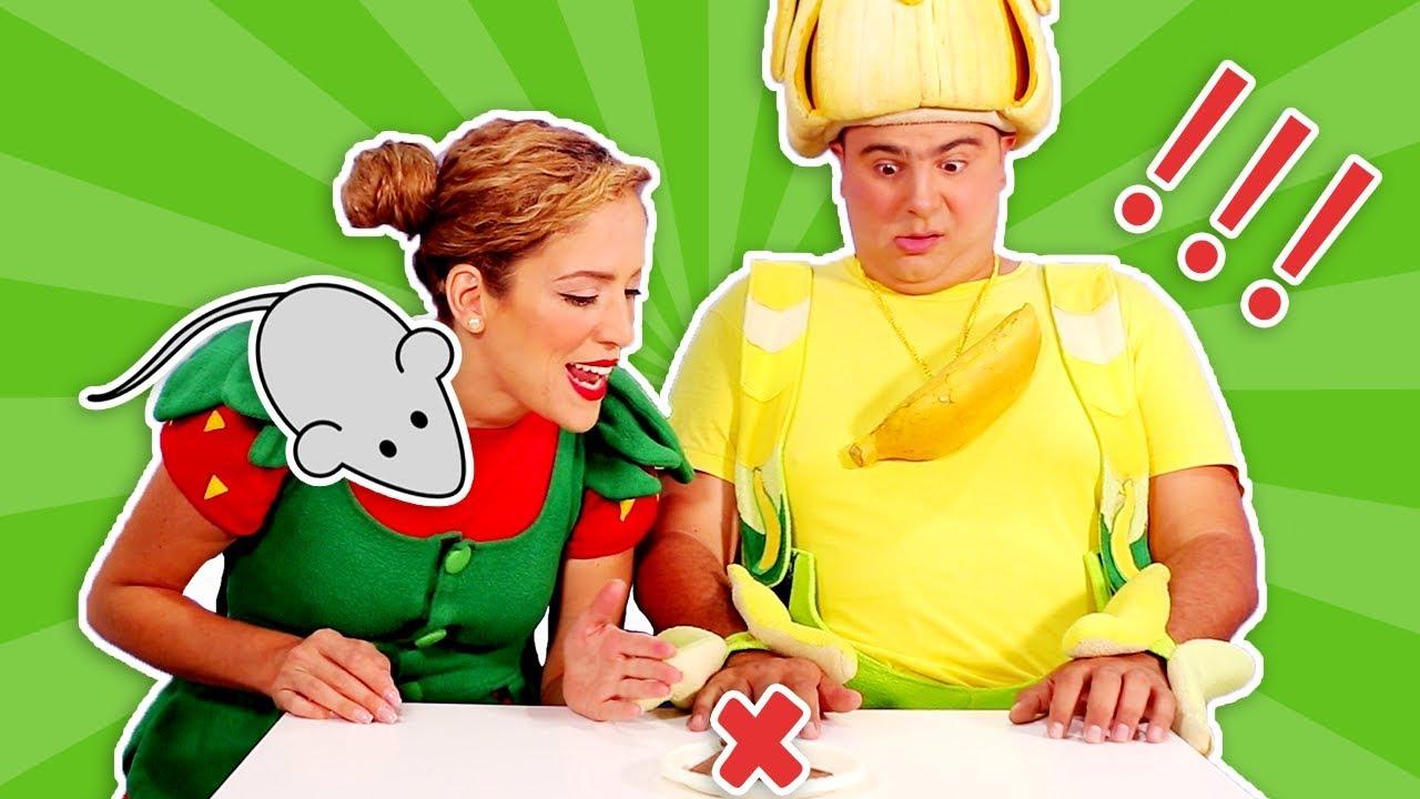 فوزي موزي وتوتي –  توتي والفأر –  Tutti the Mouse