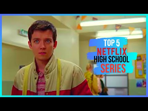 Top 5 Netflix High School Series to Watch now ✔