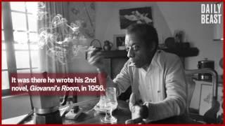 James Baldwin- Voices of Pride