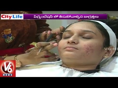 Beauty Tips: How To Cover Up Pigmentation Of The Skin | City Life | V6 News