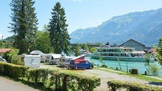 TCS Camping Interlaken im Herzen des Berner Oberlandes