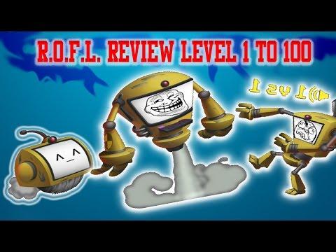 Monster Legends - R.O.F.L. Review + Battle