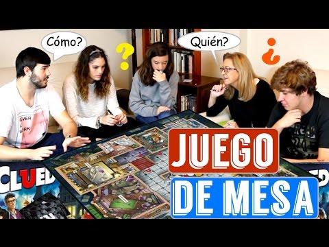 Jugar En Familia Con El Juguete Cluedo Es Muy Divertido Juegos De