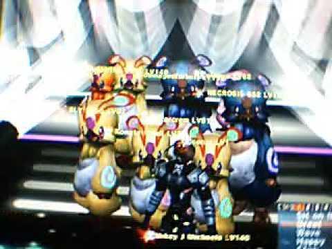 Rappy suit party in Club Commune!! :D