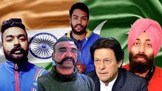 Big Thanks to Imran Khan and PAk army | Wing commander Abhinandan is Back