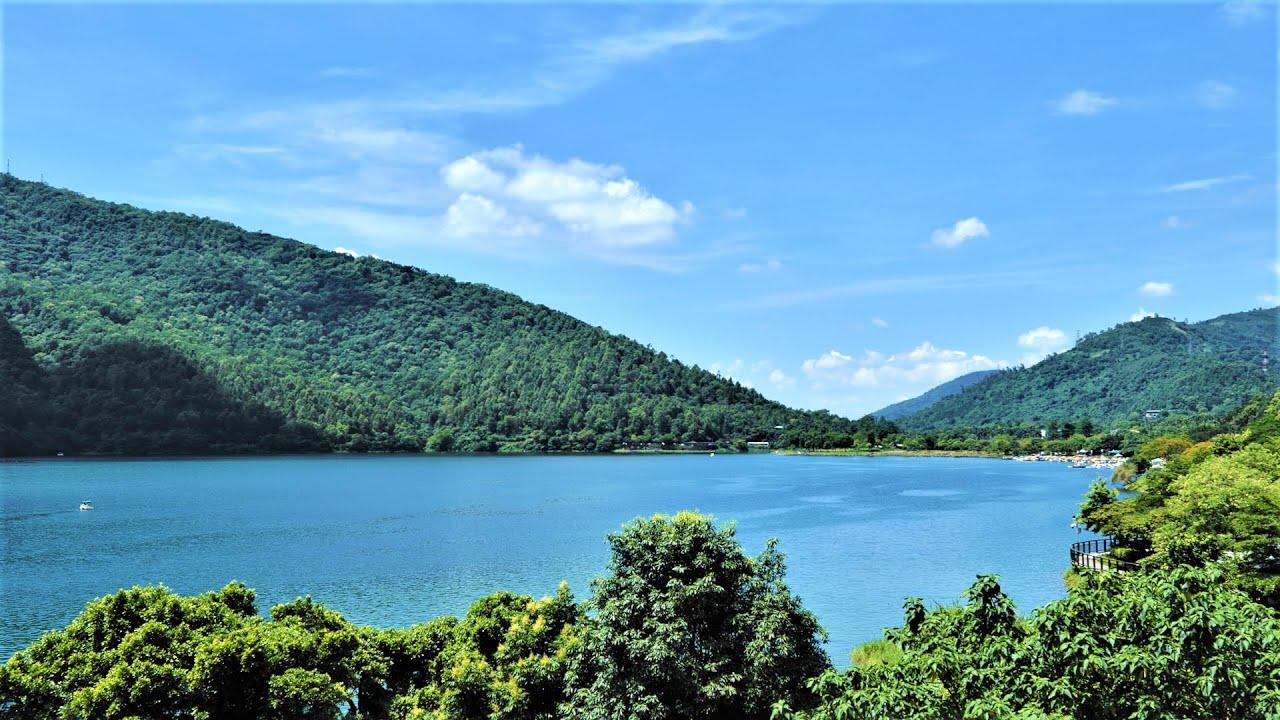 臺灣 花蓮必玩景點 2020 鯉魚潭風景區(2020 Taiwan Hualien Liyu Carp Lake) - YouTube