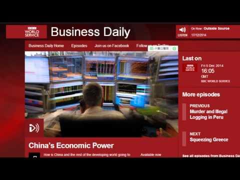 BBC- Fusion Economics ; China's Economic Power