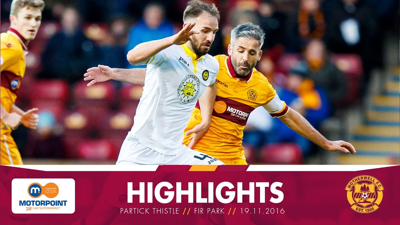 Download HIGHLIGHTS | vs Partick Thistle
