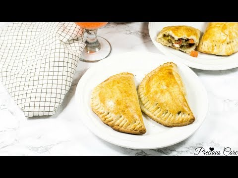 Nigerian Meat Pie Recipe - Cameroonian Meat Pie - African Me
