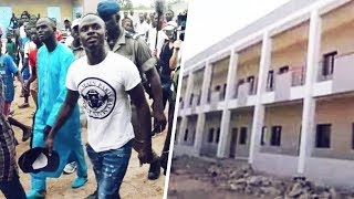 The touching reason Sadio Mané built a hospital in his village | Oh My Goal