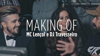 """Luan Santana - Making Of """"MC Lençol e DJ Travesseiro"""""""