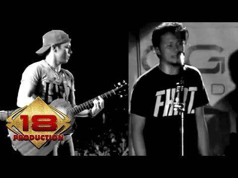 Reza dipaksa Ariel Nyanyikan Lagu Mungkin Nanti (Live Konser Bandung 23 Oktober 2013)