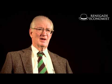 Prof Herman Daly - Redefine Growth and Scarcity