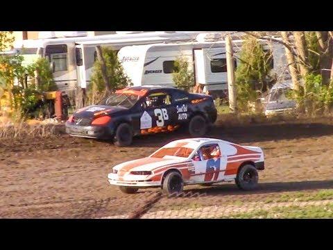 Bandit Heat One | Genesee Speedway | 5-12-18