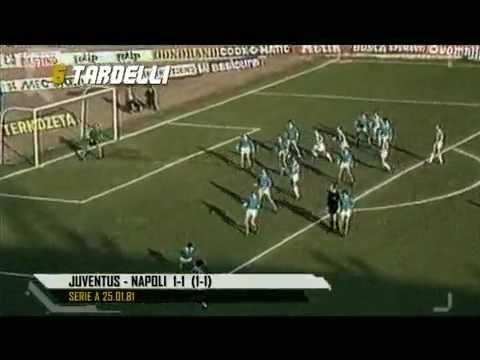 Marco Tardelli - Top 10 Goals con la Juventus