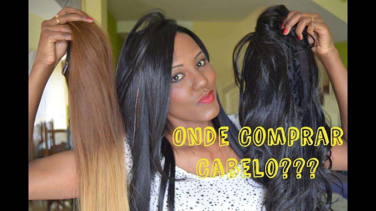 753503e24680f ♥ Onde comprar Cabelo Tic Tac e Perucas     ♡ - YouTube
