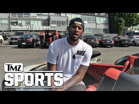 Paul George -- Forget Lebron ... I Want To Be In